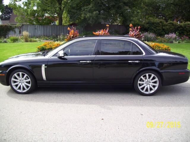 2008 Jaguar XJ Sedan Vanden Plas in Kitchener, Ontario