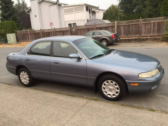 1997 MAZDA 626 LX in Abbotsford, British Columbia