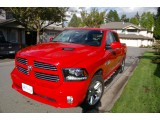 2016 Dodge RAM 1500 Sport Hemi Crew Cab in Langley, British Columbia