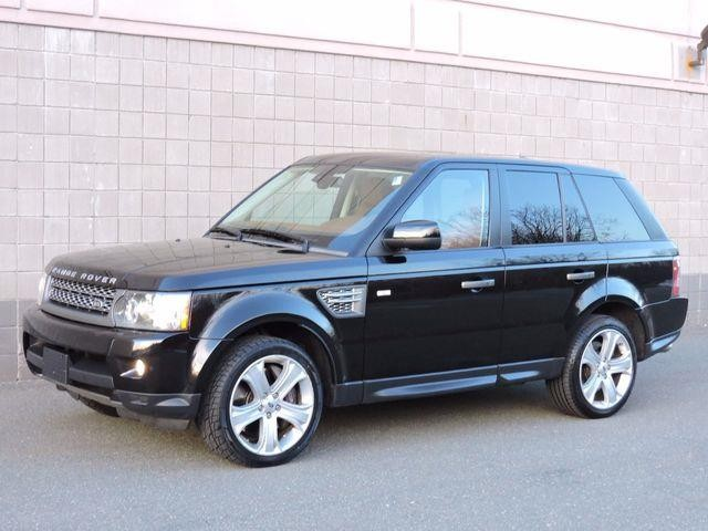 2010 LAND ROVER RANGE ROVER Supercharged in Mississauga, Ontario