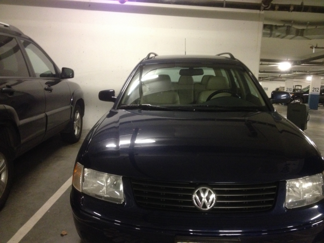2000 Volkswagen Passat  in Port Moody, British Columbia
