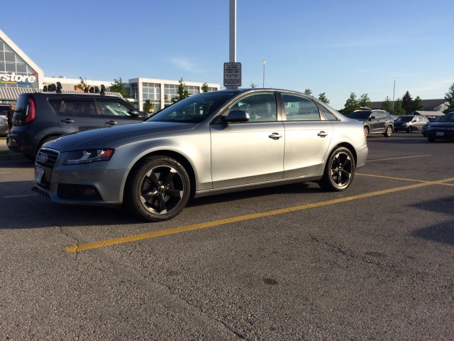 2010 AUDI A4 2.0T qutro  in London, Ontario