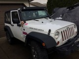 2013 Jeep Wrangler SPORT in Langley, British Columbia