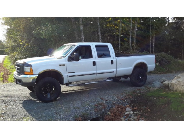 2000 FORD F-350 Superduty in Port Coquitlam, British Columbia