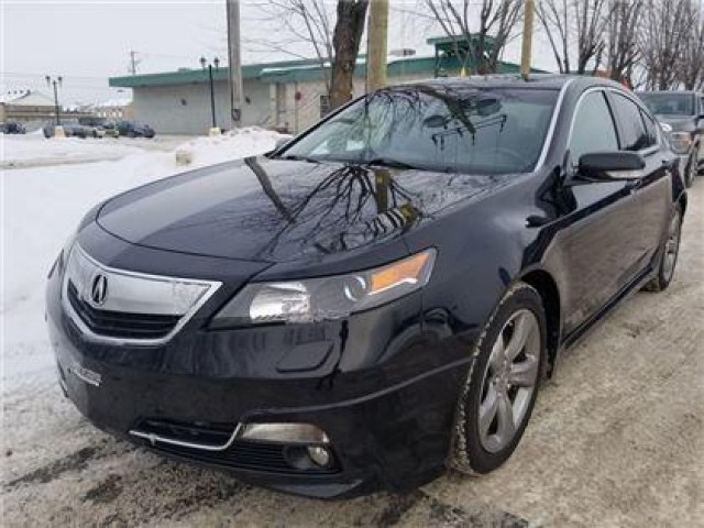 2012 ACURA TL  in Guelph, Ontario