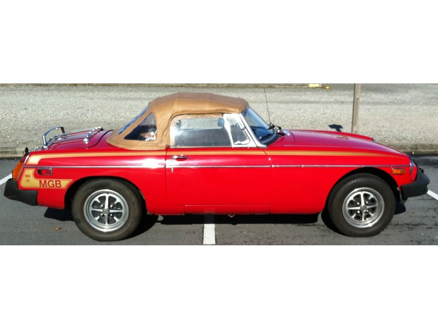 1978 MG OTHER MODEL MGB in Delta, British Columbia